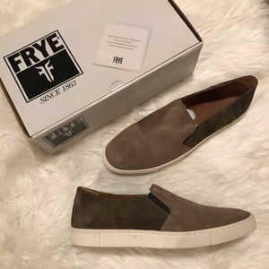 Frye Gemma Slip On Sneakers | Poshmark
